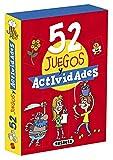 52 Juegos y actividades (Barajas de juegos y actividades)