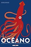Océano: Troquelados y animaciones para explorar el mundo marino (Libros para los que aman los...