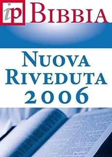 La Bibbia - Nuova Riveduta 2006 (Italian Edition)