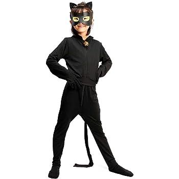 César G731 - Disfraz de gata para niña (5 años) (talla 116 ...