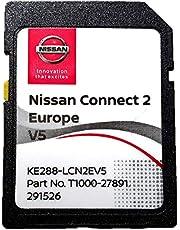 Nieuwste 2020/2021 V5 Nissan CONNECT 2 SD KAART Navigatie Update SD CARD EUROPA TURKIJE KE288-LCN2EV5 JUKE LEAF MICRA NOTE E-NV200