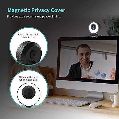 Full HD 60FPS 1080p Webcam Abdeckblende