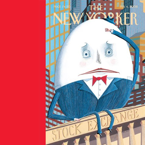 The New Yorker (February 4, 2008) audiobook cover art