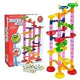 Juguete para niños de 3-9 años Niños, Marble Run Building Block Juguetes para niños Niñas Edad...