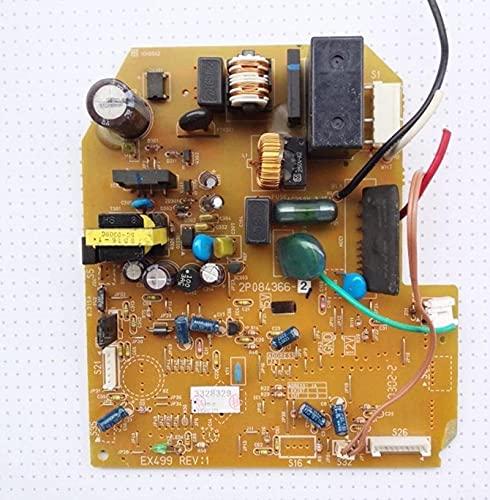 Buon funzionamento per Daikin Scheda principale del condizionatore d'aria Scheda del condizionamento dell'aria 2P084366-4 2P084366-2 2P084366-5 Scheda PCB (Colore: Nuovo 2P084366-2) Pezzi di ricambio