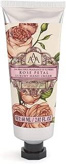 AAA - Luxury Hand Cream with Shea Butter - Rose Petal - 60 ml / 2 fl oz