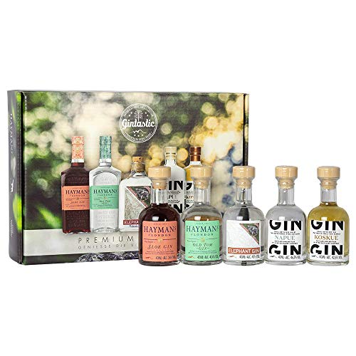 Gin Tasting Box 5 x 50 ml