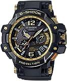 [カシオ] 腕時計 ジーショック GRAVITYMASTER GPSハイブリッド電波ソーラー GPW-1000GB-1AJF ブラック