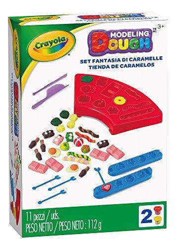 Crayola A1-1010 Tienda de Caramelos - Pasta para Modelar , color/modelo surtido