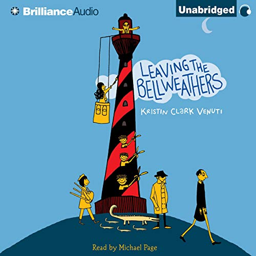 Leaving the Bellweathers audiobook cover art