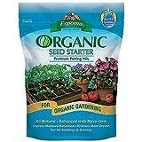 Espoma ESPSS16 Improved Moisture Retention Organic Seed Starter & Root Growth Premium Potting Mix...