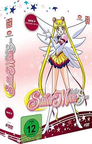Sailor Moon: Stars - Staffel 5 - Vol.1 - Box 9 - [DVD]