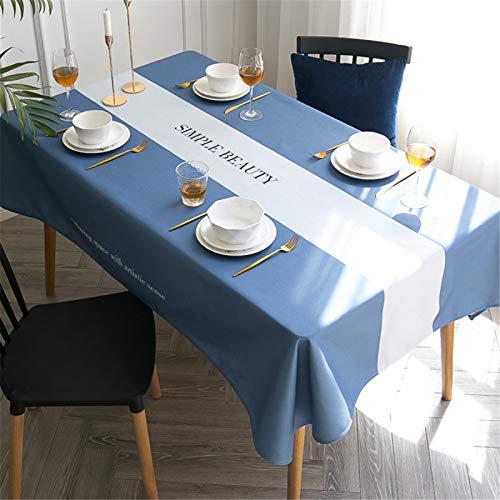 CCBAO Mantel De Algodón Y Lino, Mantel Impermeable, Mantel Rectangular, Funda De Sofá, Mueble TV, Mantel De Comedor 110x110cm