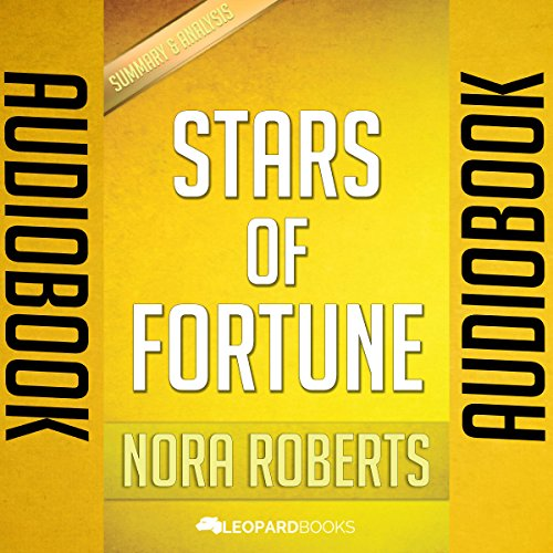 Stars of Fortune: Book One of the Guardians Trilogy, by Nora Roberts audiobook cover art