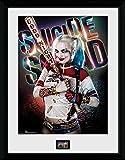 DC Comics Suicide Squad, Harley Quinn Good Night Gerahmter