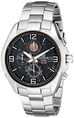 Casio Men's EFR-529D-1A9VCF Edifice Stainless Steel Bracelet Watch
