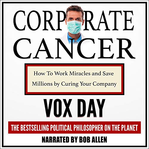 Corporate Cancer  By  cover art