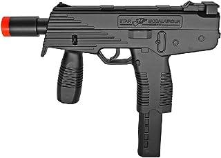 BBTac M30 Airsoft Spring Pistol SMG's 250 FPS Gun and 18 Round Clip/Magazine
