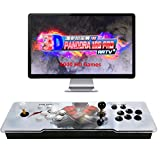 GWALSNTH 3D Pandora Box 18S Arcade Games Console - 4000 Arcade Games Machine for Home, with Full HD, Games Classification, Games Save, PSP Video Games, Multiplayers, 2020year Newest 3D systerm