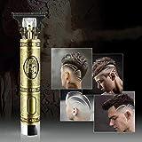 kriya Electric Cordless Hair Clippers for Men Baldheaded 4pcs Limit Comb 0mm 1.5mm