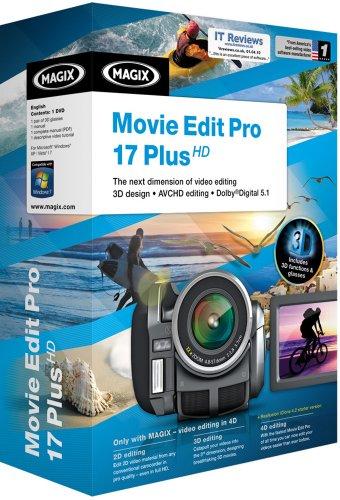 Magix Movie Edit Pro 17 Plus with 3D Compatibility (PC) [Import]