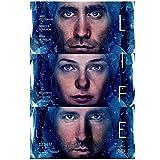 ZFLSGWZ Life Movie Jake Gyllenhaal, Ryan Reynolds, Rebecca