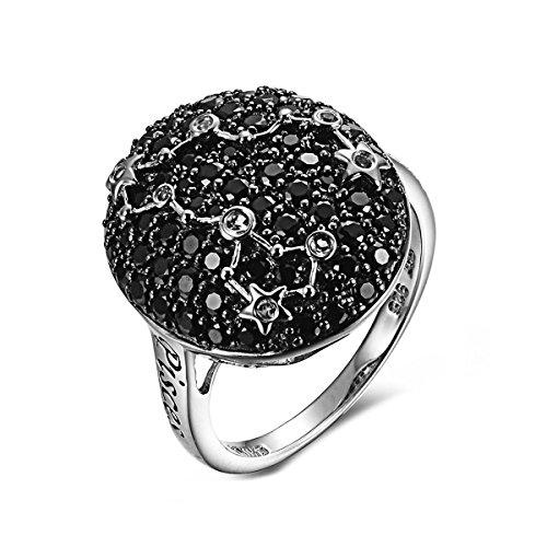 Hutang Jewelry  -  925 Sterling-Silber  Sterling-Silber 925 Rundschliff