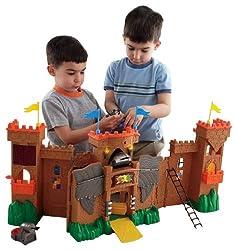 Imaginext Eagle Talon Castle - Fun Kids Toy!