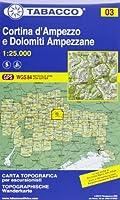 Cortina d'Ampezzo e Dolomiti Ampezzane 2017