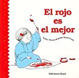 El rojo es el mejor (Jardín de libros)