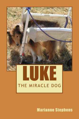 Book: Luke - The Miracle Dog by Marianne Stephens