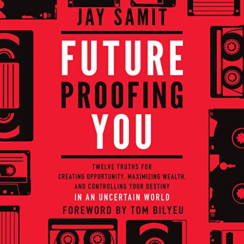Future Proofing You cover art