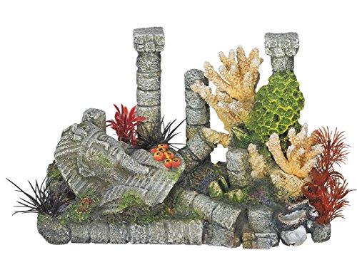 Nobby Aqua Déco Ruines Pharaon Décoration pour Aquariophilie 240 x 115 x 160 mm