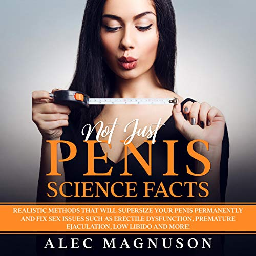 Not Just Penis Science Facts cover art