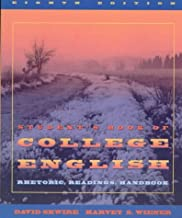 Students Book of College English:Rhetoric, Readings, Handbook by David Skwire (1998-07-14)