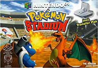 Pokemon Stadium (Renewed)