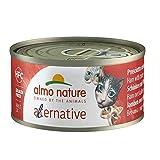 almo nature - HFC 70 Alternative - Jambon & Parmesan - 24 x 70 g