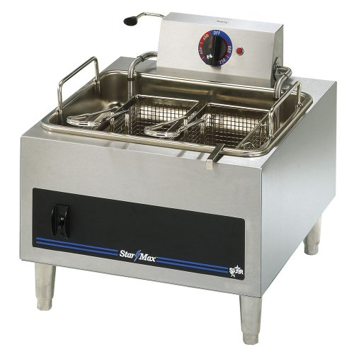 Electric Counter Fryer 15 lb. Oil Capacity