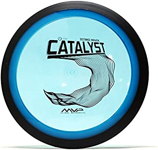 MVP Disc Sports Proton Catalyst Distance Driver Golf Disc [Colors May Vary]