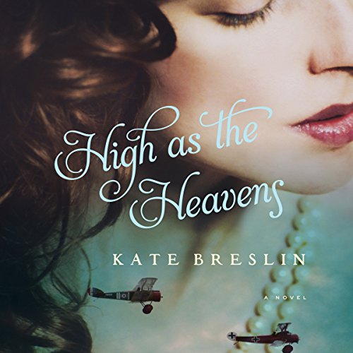 High as the Heavens audiobook cover art
