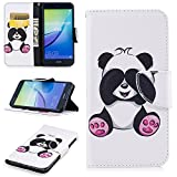 Funda Cuero Huawei P10 Lite, Carcasa Libro Billetera Wallet Case Cierre Magnético con Soporte y Ranuras para Tarjetas y Billetes para Huawei P10 Lite