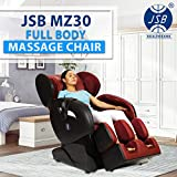 JSB MZ30 Massage Chair for Home Full Body Relief from Stress