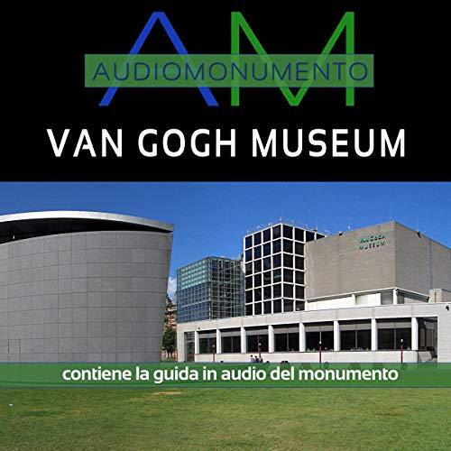 Van Gogh Museum audiobook cover art