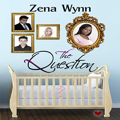 The Question audiobook cover art