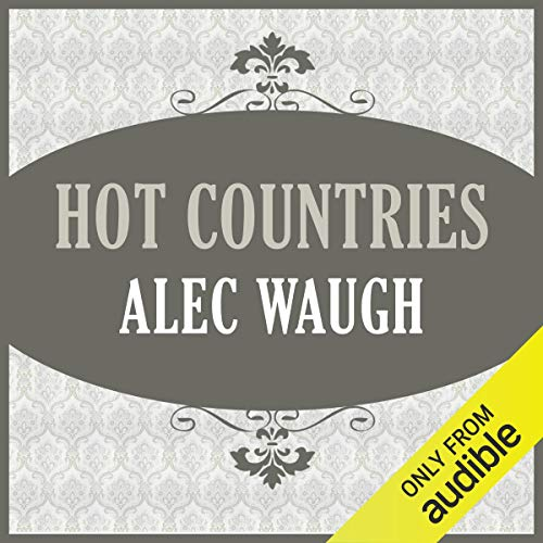 Hot Countries audiobook cover art