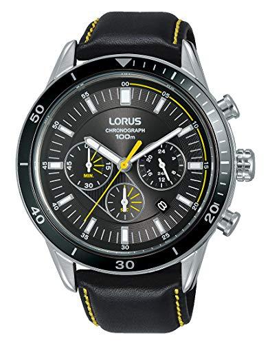 Lorus Reloj Cronógrafo para Hombre de Cuarzo con Correa en Cuero RT311HX9