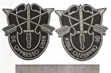 #281 US Army Special Forces DE OPPRESSO LIBER Patch