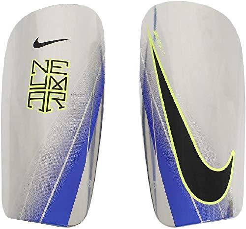 Nike Neymar Mercurial Lite Fußball-Schienbeinschoner, Amarillo/Black, S