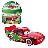 Mattel Selección Especial de Navidad | Disney Cars | Cast 1:55 Vehículos, Cars:Flash Lightning Mcqueen