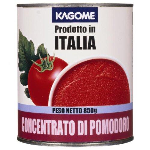 カゴメ トマトペースト (イタリア) 850g【常温】